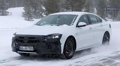 L'Opel Insignia sera renouvelée plus vite que prévu