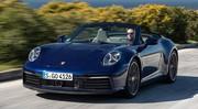 Essai Porsche 911 (992) cabriolet : un air de perfection