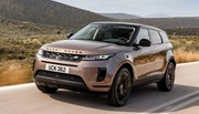 Premier essai Range Rover Evoque 2019 : âme préservée
