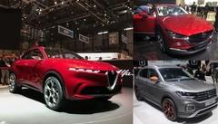 Genève 2019 : Les SUV en force !