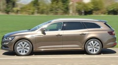 Essai Renault Talisman Estate TCe 225 : un grand break tricolore