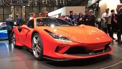 La Ferrari F8 Tributo : Elle a droit au V8 Ferrari de série le plus puissant