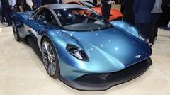 Aston-Martin Vanquish Vision Concept : la première Aston à moteur central arrière