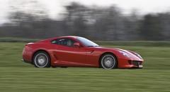 Essai Ferrari 599 GTB Fiorano