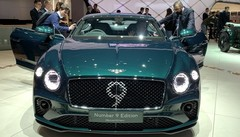 Bentley Continental GT Number 9 : anniversaire discret
