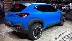 Subaru Viziv Adrenaline Concept : la future XV