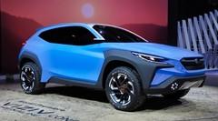 Subaru Viziv Adrenaline : le crossover sportif au Salon de Genève