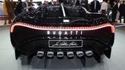Comment la Bugatti « La Voiture Noire » justifie-t-elle son prix ?