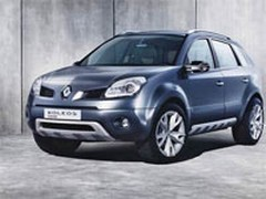 Essai Renault Koleos : Premier SUV de Renault