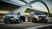 Quelques petites évolutions pour l'Alfa Romeo Giulietta