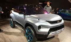 Tata H2X Concept : micro SUV