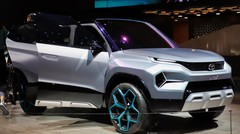 Tata H2X Concept : l'avenir de l'Inde débarque en Suisse