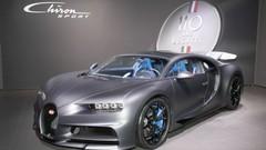 Bugatti Chiron Sport 110 ans : Cocorico !