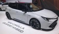 Toyota Corolla GR Sport: en tenue de balle