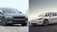 Les matchs du Salon de Genève 2019 : Polestar 2 vs Tesla Model 3