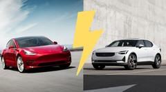 La Polestar 2 peut-elle rivaliser avec la Tesla Model 3 ?