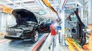Audi nous ouvre les portes de l'usine qui fabrique l'e-tron