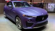 Maserati Levante Trofeo : l'oublié