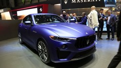 Maserati Levante Trofeo : une Launch Edition au salon de Genève