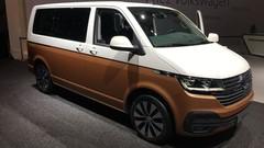 Volkswagen Multivan restylé : modernisation