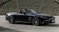 Mercedes SL Grand Edition : Deux motorisations de 367 et 455 chevaux