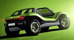 VW ID. Buggy : oui, la propulsion électrique, c'est fun !