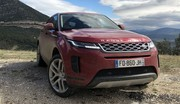 Essai Land Rover Range Rover Evoque 2 : produit de consommation