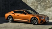 Nouveau V8 pour les Bentley Continental GT