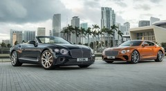 Bentley Continental GT : après le W12, le V8