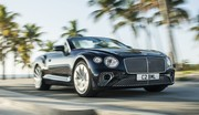 Bentley Continental GT V8 : downsizing prestigieux