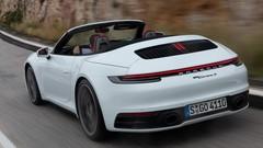 Essai Porsche 911 Carrera S Cabriolet : olympienne