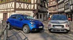 Essai Citroën C3 Aircross vs Fiat 500X restylée : Le match des urbains décalés