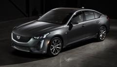 Cadillac CT5 : la berline fait de la résistance