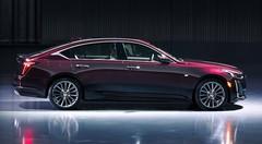 Cadillac CT5 : relève de la CTS