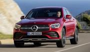 Mercedes présente son GLC Coupé restylé
