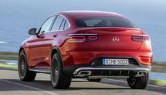 Mercedes GLC Coupé : le X4 en ligne de mire