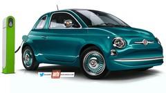 Fiat 500 : une nouvelle génération uniquement électrique