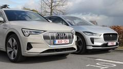 Essai Audi e-tron vs Jaguar I-Pace : quel SUV électrique « traditionnel » choisir ?