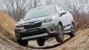 Essai Subaru Forester e-Boxer : Prise en main en exclusivité du SUV hybride !
