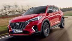 Hyundai Tucson : nouvelle version sportive N Line