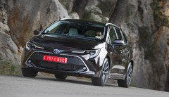 Essai Toyota Corolla Touring Sports 2019 : Hybride et brillante
