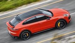 Porsche Cayenne Coupé : une question de ligne