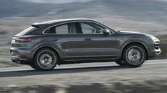 Porsche : voici le Cayenne Coupé !
