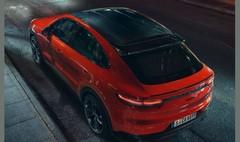 Porsche jette le Cayenne Coupé dans les roues du X6