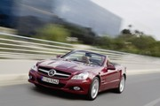 Essai Mercedes Classe SL : l'air du temps