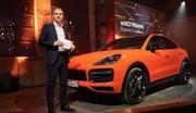 Porsche Cayenne coupé : toi, toi mon toit …