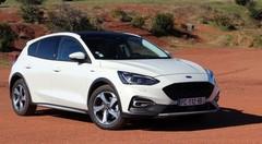 Essai Ford Focus Active : compacte des champs