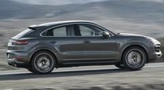Porsche Cayenne Coupé : Le rival du X6 se dévoile