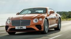Bentley : la Continental GT passe au V8