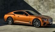 Bentley Continental GT : une nouvelle déclinaison V8